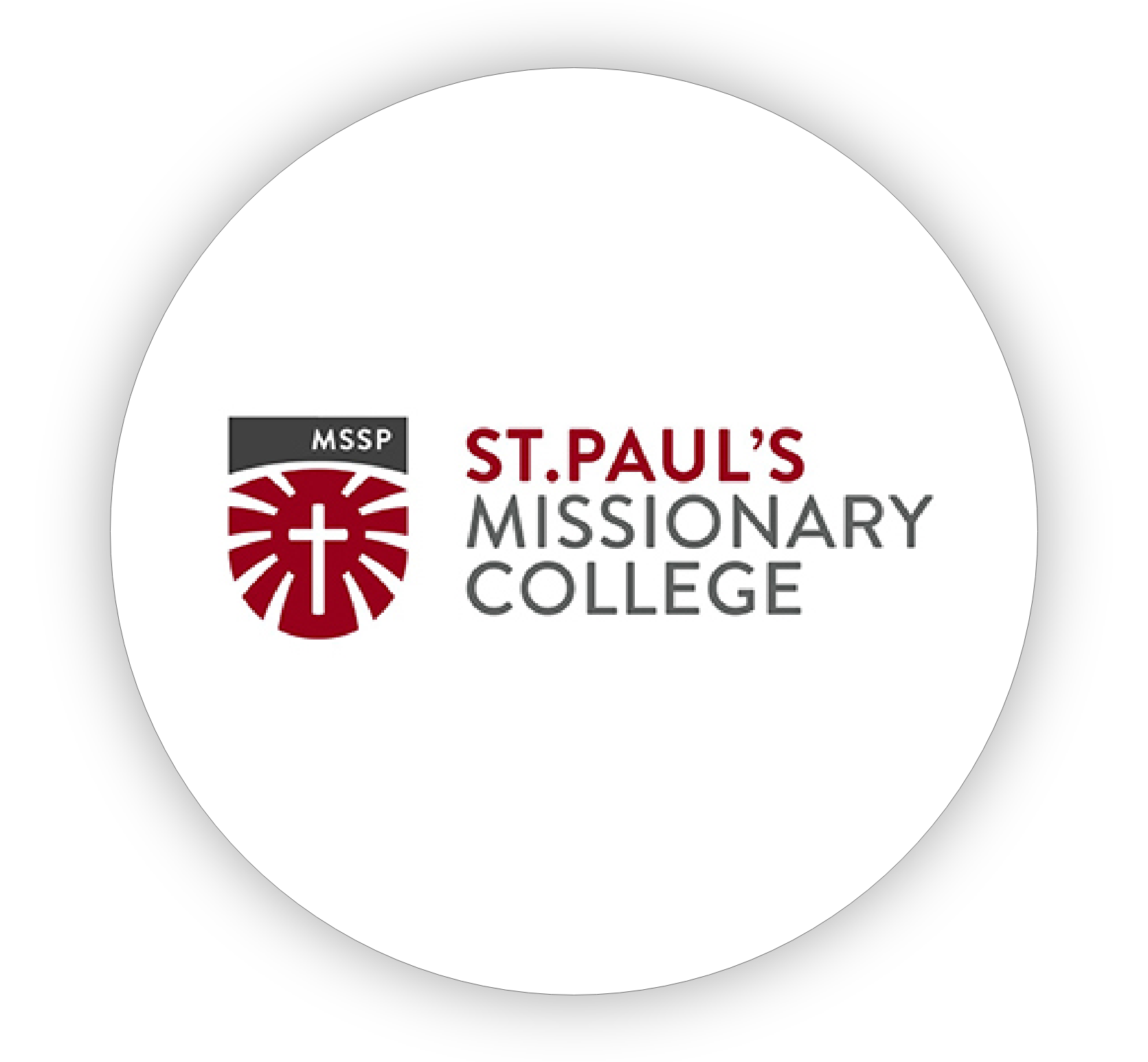 St.Paul's Missionary College Logo